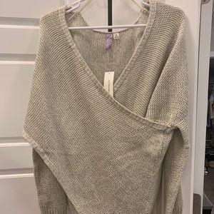 Francesca's new w tags sweater